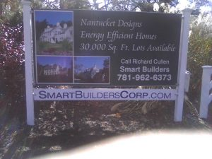 New Construction Signs