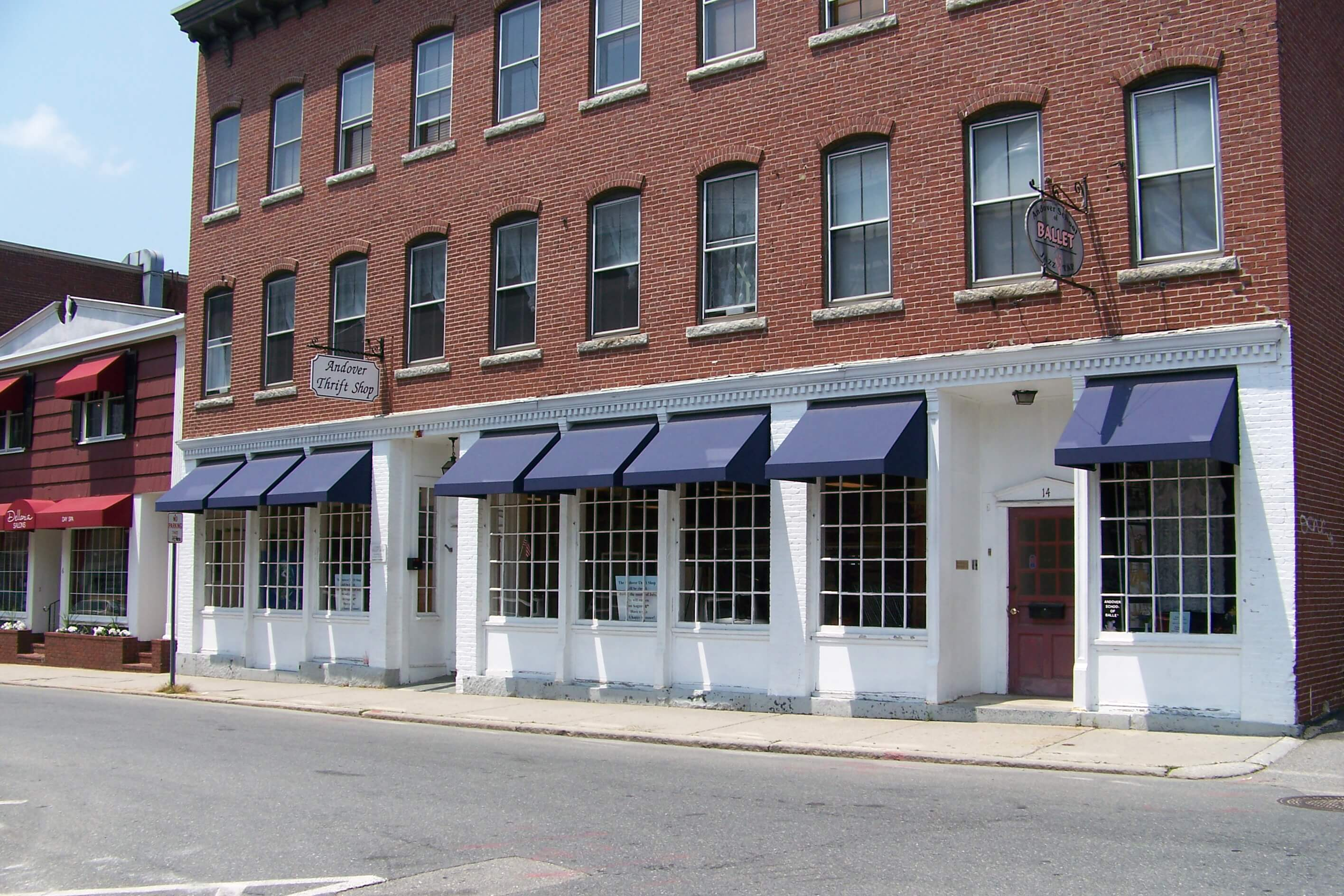 Custom Awning Company in Andover, MA