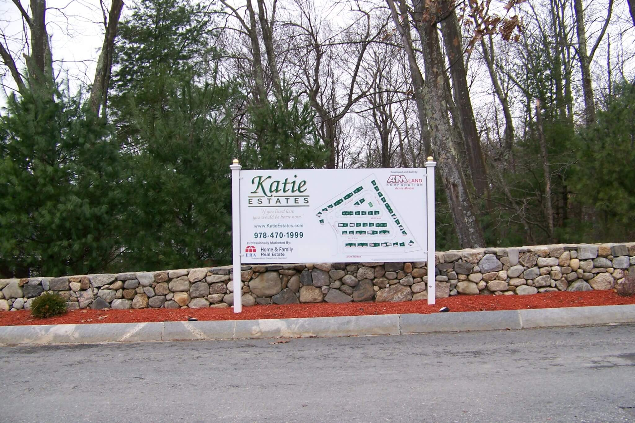 PVC Real Estate Site Sign