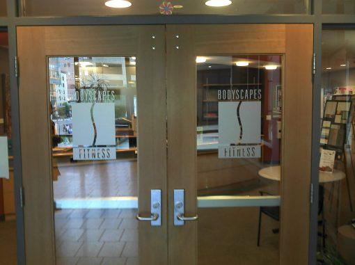 Frosted Window Logos Brookline, MA
