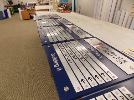 Flex-Line Directory System Lawrence, MA