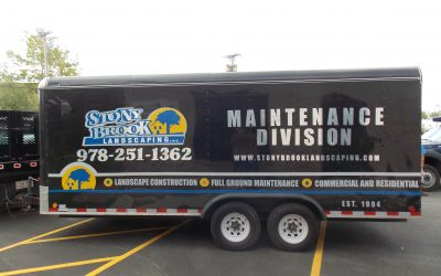 Truck Lettering as Easy as 1-2-3