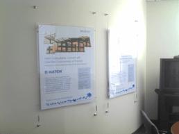 Custom Interior Display Sign Company in MA