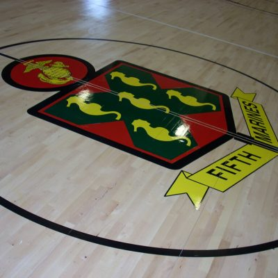Custom Floor Graphic Installation Company in MA