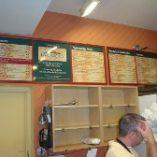 Restaurant Menus and Signs