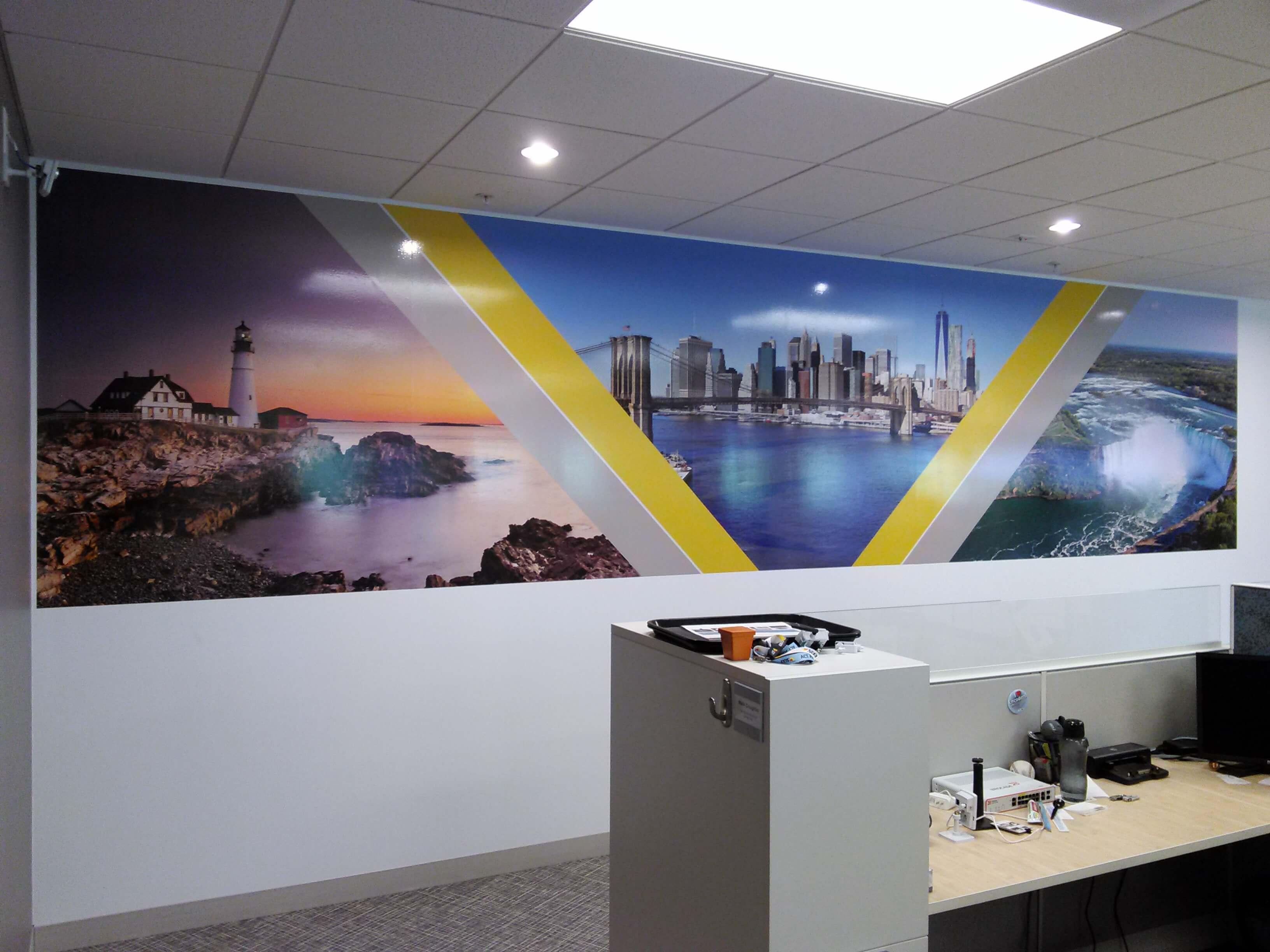 Custom Wall Mural