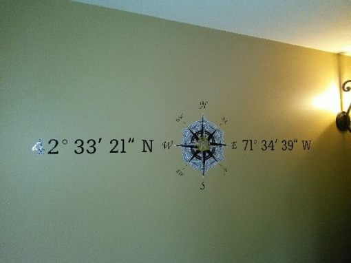 Wall Decals and Lettering