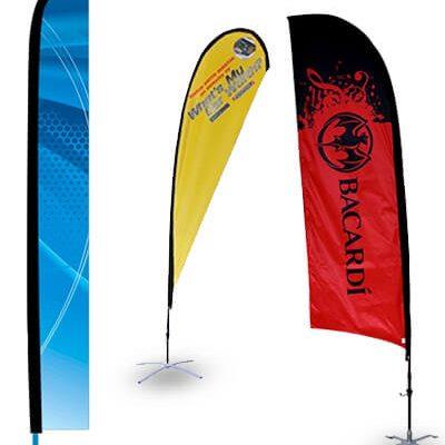 Wind Sail Flag