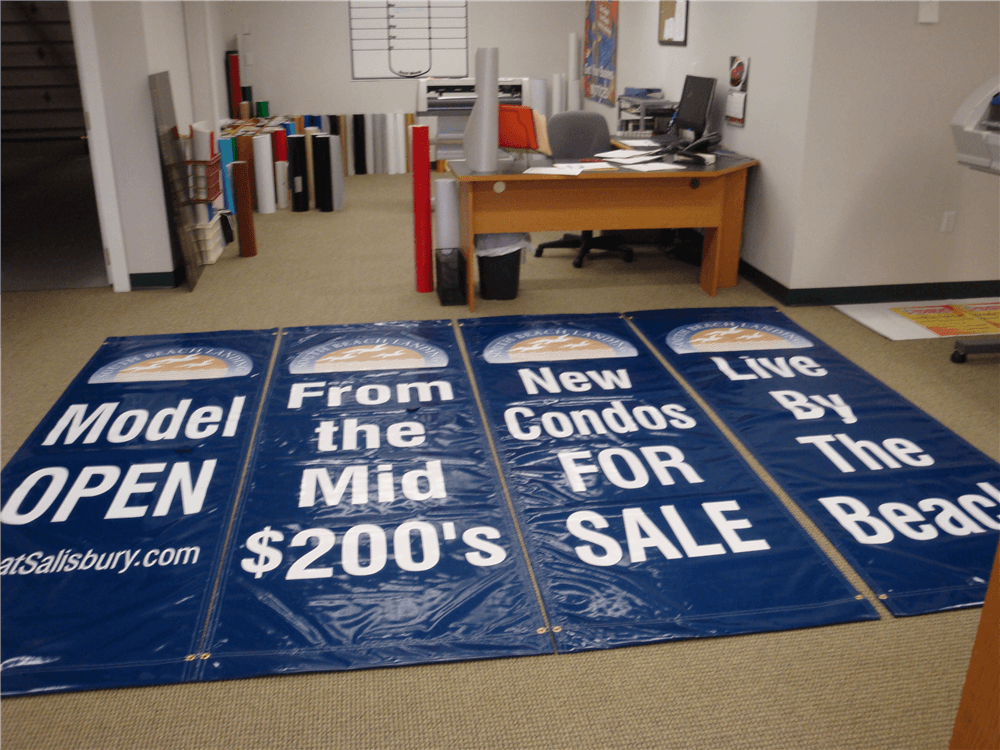 Real Estate Sign Installation