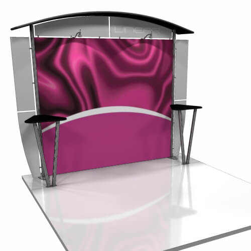 New Trade Show Products, Pop-Up Booths, More Product Info