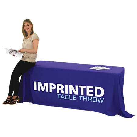 imprinted table cover
