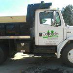 Dump Truck Lettering