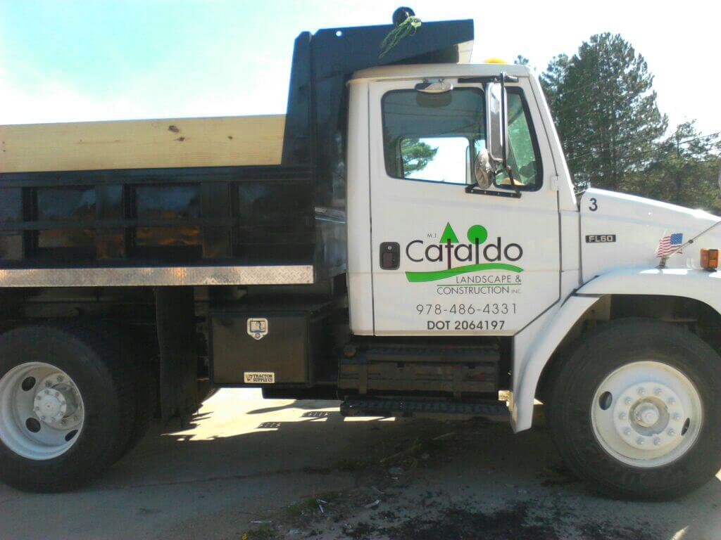935fb16e8e Truck Lettering Costs - Express Signs   Graphics