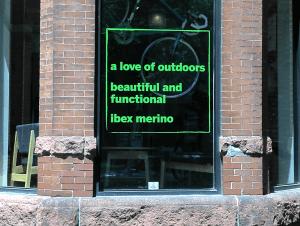 Window Lettering Boston