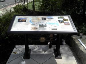 Exterior Display Stand for Full Color Graphics
