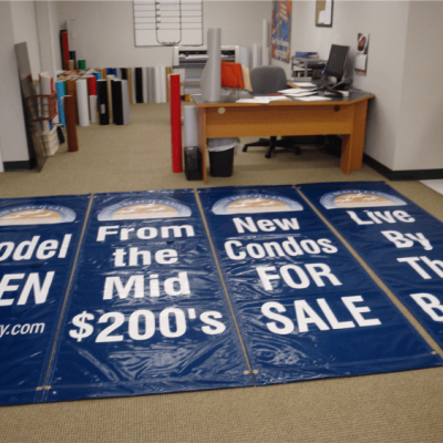 Banner Signs
