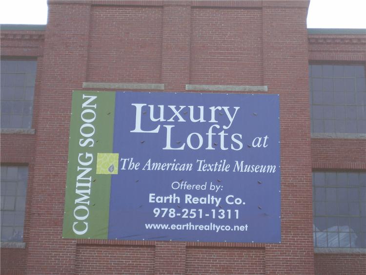 Lofts For Sale Building Banner