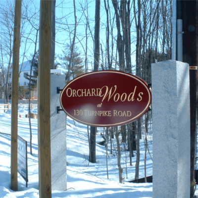 Carved and Sandblasted Signs