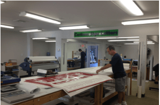 Sign Fabrication in Chelmsford MA