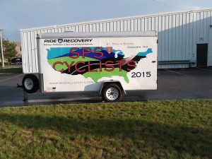 Trailer Lettering and Decals