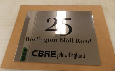 Engraved Signs Uses and Material Options