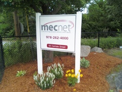 Technology Company Signs - Post and Panel