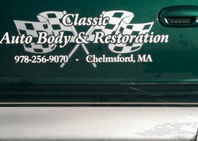 Classic Auto Body, Chelmsford, MA