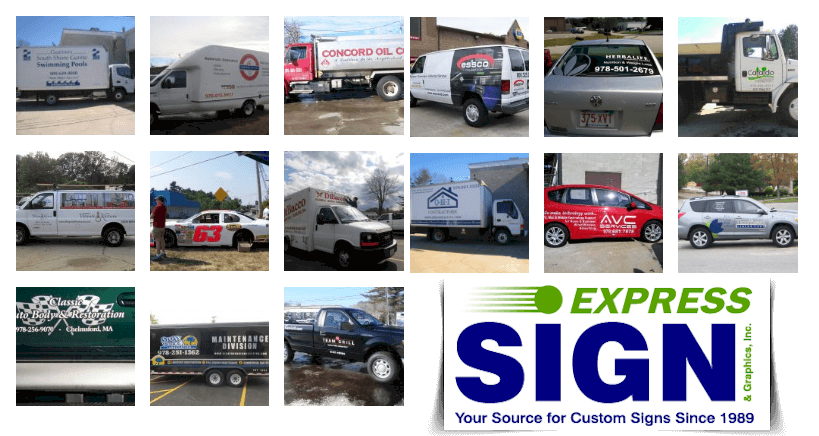Things You Really Should Know About Truck and Vehicle Signage