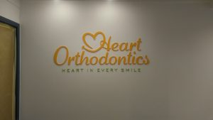 Orthodontist Office Sign