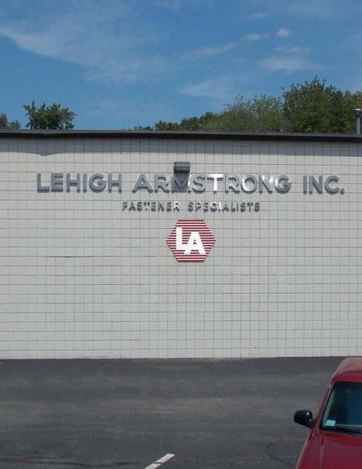 Fabricated Metal Building Letters