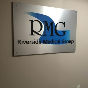 Medical Practice Dimensional Office Sign
