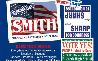 Great Signs Win Local Elections