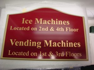 Radisson Hotel Signs
