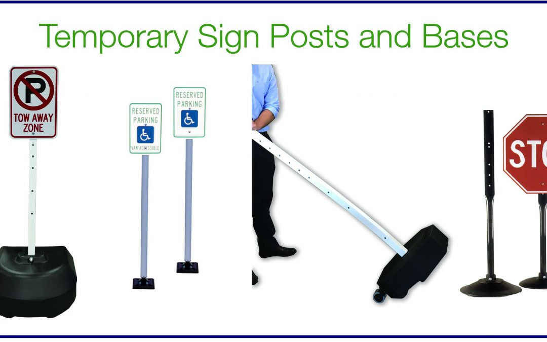 Movable Sign Posts