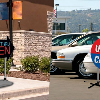 Contour Outdoor Signs